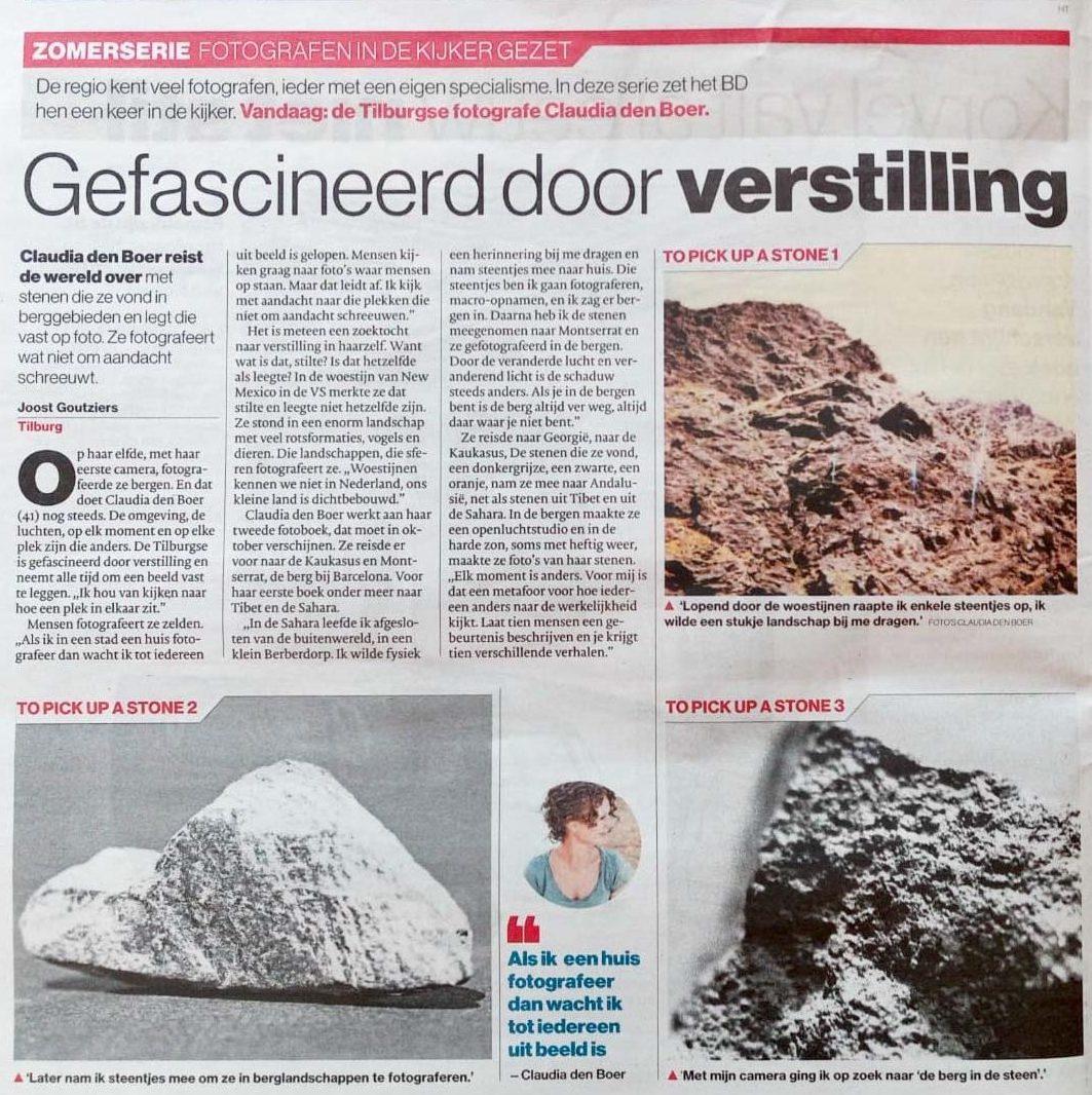 Zomerserie fotografen Brabants Dagblad_Claudia den Boer_Gefasineerde door verstilling#2